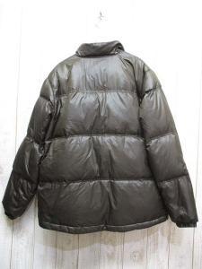 ナイキ NIKE ロゴプリント ダウン ジャケット M こげ茶 アウター コート スポーツウェア 裏地付き 国内正規品 メンズの買取実績