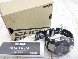 カシオジーショック CASIO G-SHOCK G-SHOCK 腕時計の買取実績