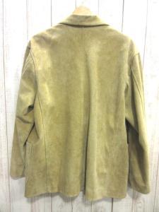 ブルーナボイン BRU NA BOINNE 馬革ホース レザー3Bテーラード ジャケット キャメル2の買取実績