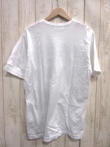 アイ ジュンヤワタナベマン コムデギャルソン ジュンヤマン eye JUNYA WATANABE MAN ナチュラル コットン グラデーションeyeプリントTシャツ白M AD2012の買取実績