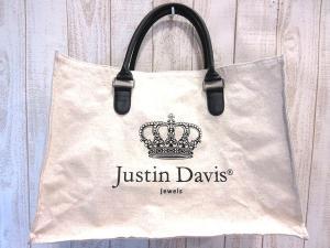 ジャスティンデイビス justin Davis トートの買取実績