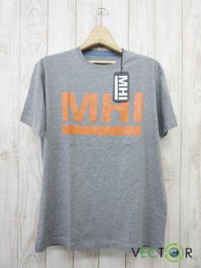 エムエイチアイ バイ マハリシ MHI by maharishi Tシャツ