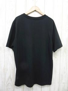 アレキサンダーワン ALEXANDER WANG アローズ取扱ナチュラル コットン ヘンリーネックTシャツ カットソー黒ブラックSの買取実績