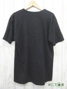 アンディフィーテッド UNDEFEATED ナチュラル コットン ロゴ プリントTシャツ黒ブラックLの買取実績
