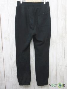 アンディフィーテッド UNDEFEATED 5 STRIKE TERRY PANT ストライク テリー スウェット パンツ黒ブラックMの買取実績
