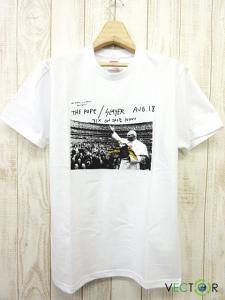 未使用品 シュプリーム SUPREME ☆AA★16SS ANTIHERO Pope Tee 白ホワイトM Tシャツ