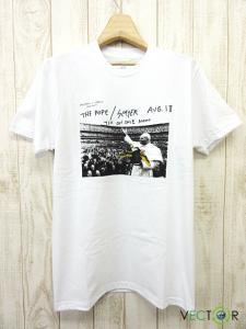 未使用品 シュプリーム SUPREME ☆AA★16SS ANTIHERO Pope Tee 白ホワイトM Tシャツ2