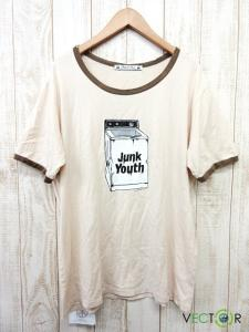 サスクワッチファブリックス SASQUATCH fabrix Tシャツの買取実績