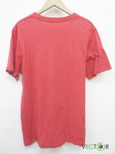 サタデーズサーフ SATURDAYS SURF NYC ビームス別注ロゴ プリントTシャツ赤レッドMの買取実績