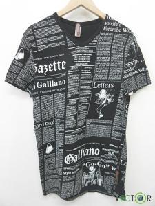 ジョンガリアーノ JOHN GALLIANO Tシャツの買取実績