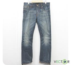 ヌーディージーンズ nudie jeans デニムパンツの買取実績