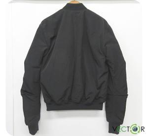 アレキサンダーワン ALEXANDER WANG 中綿ブルゾン MA-1 ジャケット黒ブラック 秋冬 バーニーズ ジャパンの買取実績