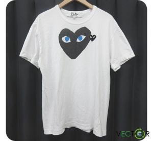 プレイコムデギャルソン PLAY COMME des GARCONS Tシャツの買取実績