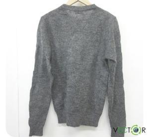 ディオールオム Dior HOMME 07AW 名作モヘヤ クルーネック ニット セーター グレー メンズの買取実績