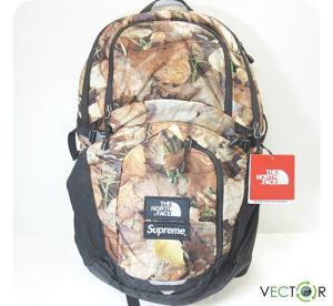 未使用品 シュプリーム SUPREME ☆AA★16AW The North Face Pocono Backpack Leaves バックパック メンズ