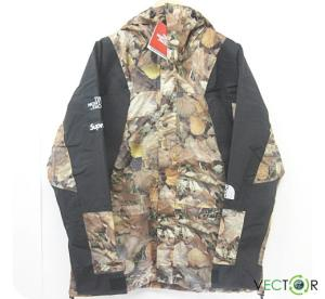 未使用品 シュプリーム SUPREME ☆AA★16AW The North Face Mountain Light Jacket Leaves M マウンテン ライト ジャケット メンズ