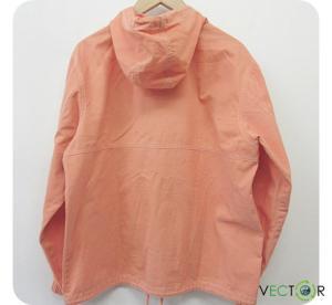 シュプリーム SUPREME 16AW Contrast Stitch Twill Pullover Peach ピーチ ピンク ボックスロゴ ジャケットS メンズの買取実績