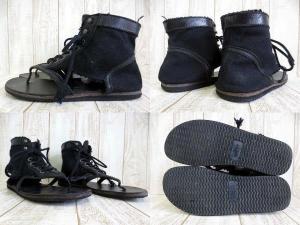 【Ksubi/スビ】 2011SS ARTIMUS2 ブーツ スニーカー モチーフ レザー キャンバス サンダルの買取実績