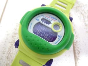【G-SHOCK/ジーショック】 ジェイソン ハイパーカラーズ G-001HC 腕時計