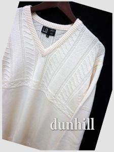 ダンヒル dunhill ニットの買取実績
