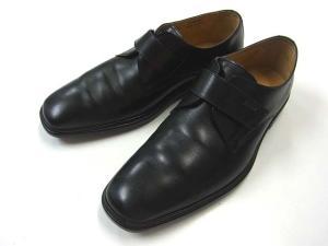 バリー BALLY ビジネスシューズ レザーシューズ 革靴 ブラック 7