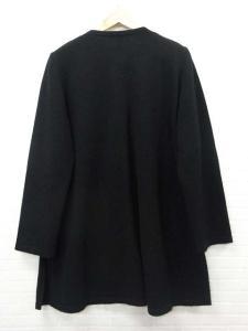ジバンシィ GIVENCHY カーディガン カシミヤ ニット ジャケット ロング 金ボタン ブラック 黒 大きめ L レディースの買取実績