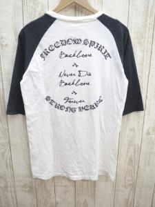 【BACK BONE/バックボーン】 Tシャツ ラグラン M プリント 5分袖 T11403の買取実績