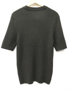 カルヴェン CARVEN セーター カットソー 半袖 リブ ニット Short-Sleeve Jumper 8020PU08 S カーキ T52408の買取実績