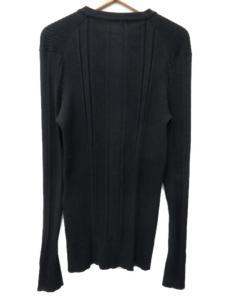 セオリー theory Tシャツ 長袖 ニット カットソー ヘンリーネック リブ ストレッチ 日本製 40 黒 ブラック Y56173 メンズの買取実績