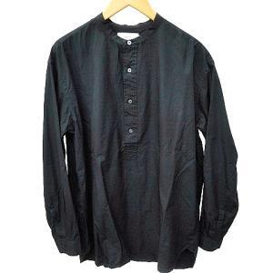 グラフペーパー Graphpaper 20SS Broad Band Collar Shirt バンドカラーシャツの買取実績