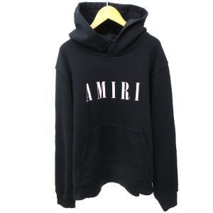 アミリ AMIRI Logo Core Hoodie パーカー スウェット ロゴ ブラックの買取実績