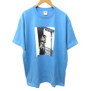 シュプリーム SUPREME × ANTIHERO 20AW Balcony Tee Tシャツ Lの買取実績