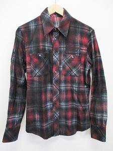 シェラック SHELLAC シャツの買取実績