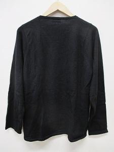 マーガレットハウエル MARGARET HOWELL ニット セーター タートルネック カットソー グレー 38 長袖 秋冬 カシミヤ B8104の買取実績