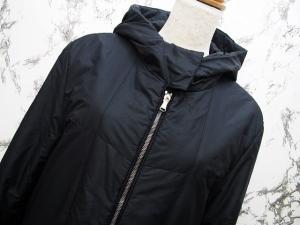 スポーツマックス マックスマーラ SPORT MAX リバーシブルコート ベンチコート ロングコート 中綿 黒 ブラック 38の買取実績