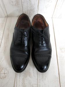 【ALDEN/オールデン】キャップトゥシューズ 909 USA製 革靴/ラウンドトゥ/US10ハーフ/28.5cm/メンズの買取実績