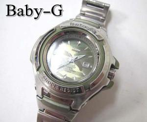 【Baby-G/ベビージー】 MSG-550AF 迷彩 腕時計