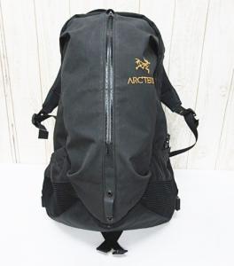 アークテリクス ARC'TERYX デイパック リュック アロー22 ARRO 22 黒 ブラック