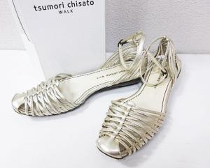 ツモリチサト ウォーク tsumori chisato walk サンダルの買取実績
