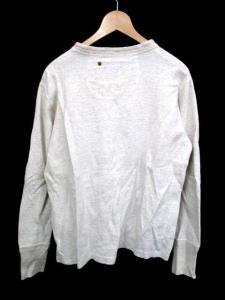 アナクロノーム anachronorm Tシャツ カットソー 無地 リネン混 ヘザー ベージュ 01の買取実績