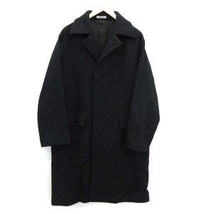 オーラリー AURALEE 19AW WOOL SILK MELTON SOUTIEN COLLAR COAT ステンカラーコートの買取実績