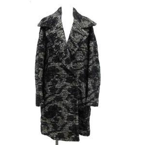 ヌメロヴェントゥーノ N°21 コート チェスター ロング ウール アルパカ モヘア混 オーバーサイズの買取実績