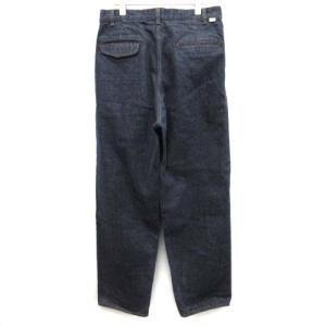 グラフペーパー Graphpaper 17AW Colorfast Denim Two Tuck Pants デニムパンツの買取実績