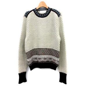 マメクロゴウチ  Mame Kurogouchi 19AW ニット セーター Lame Tweed Knit Pulloverの買取実績
