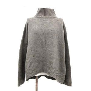 チノ CINOH オーバーサイズ ハイネック ニット セーターの買取実績
