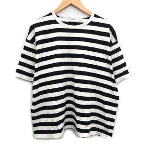 グラフペーパー Graphpaper 19SS BORDER S/S TEE 半袖Tシャツの買取実績