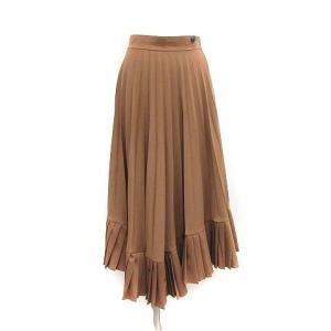 クラネ CLANE 18SS 3way DOUBLE LAYER PLEAT SKIRT スカートの買取実績