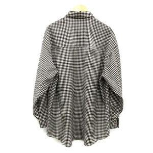 グラフペーパー Graphpaper MARZOTTO 19AW Gingham Oversized Shirt シャツの買取実績