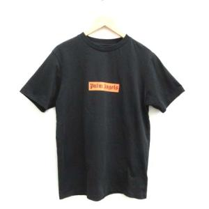 パームエンジェルス PALM ANGELS ロゴプリント オーバーサイズTシャツの買取実績