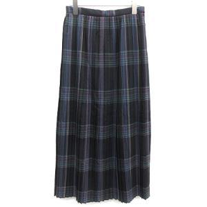 オーラリー AURALEE 19AW SUPER LIGHT CHECK PLEATED SKIRT スカートの買取実績
